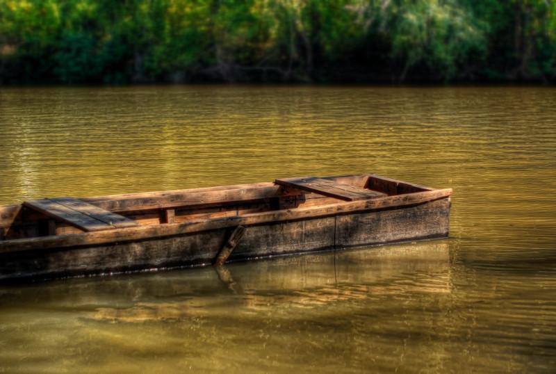 Csónak...