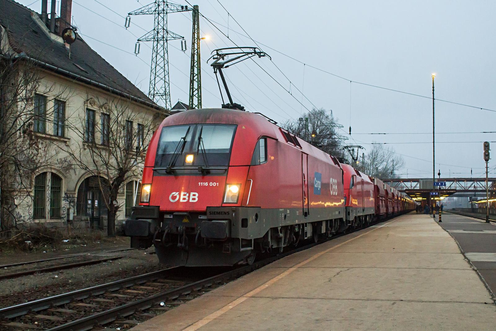 1116 001+028 Kőbánya-Kispest (2021.02.02)