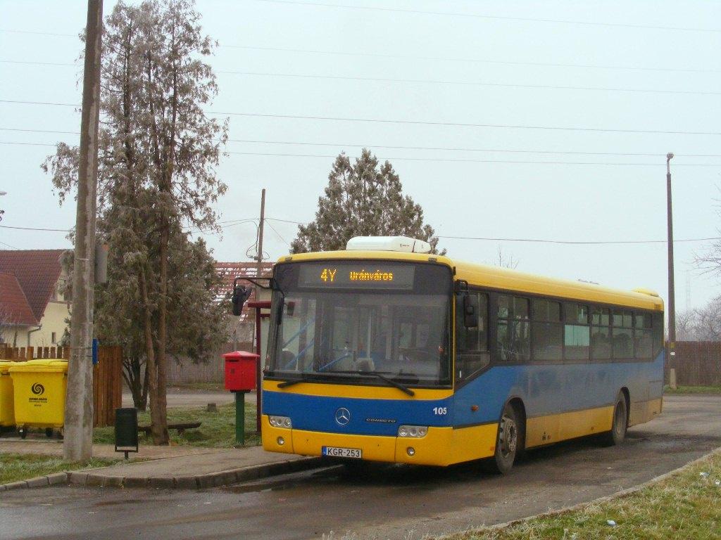 KGR-253 Újhegyen