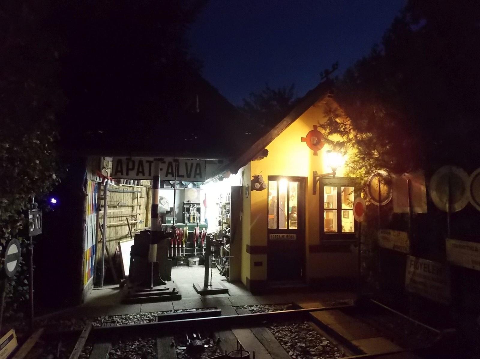 Zentai vasúti múzeum