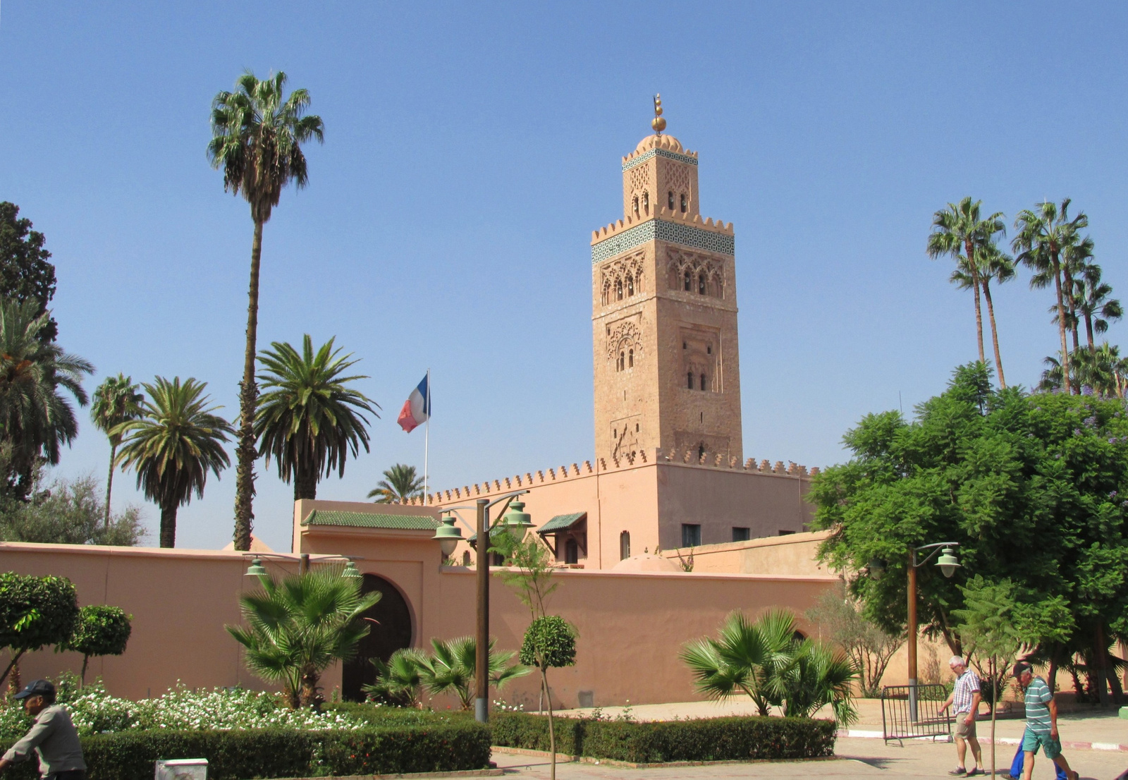 Koutoubia mecset