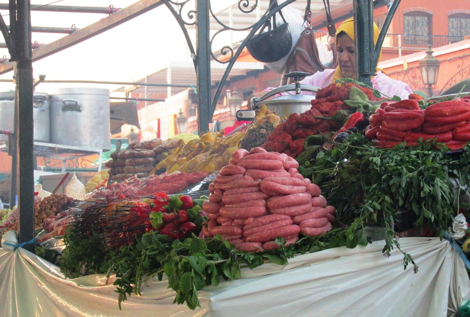 Marokkói grill