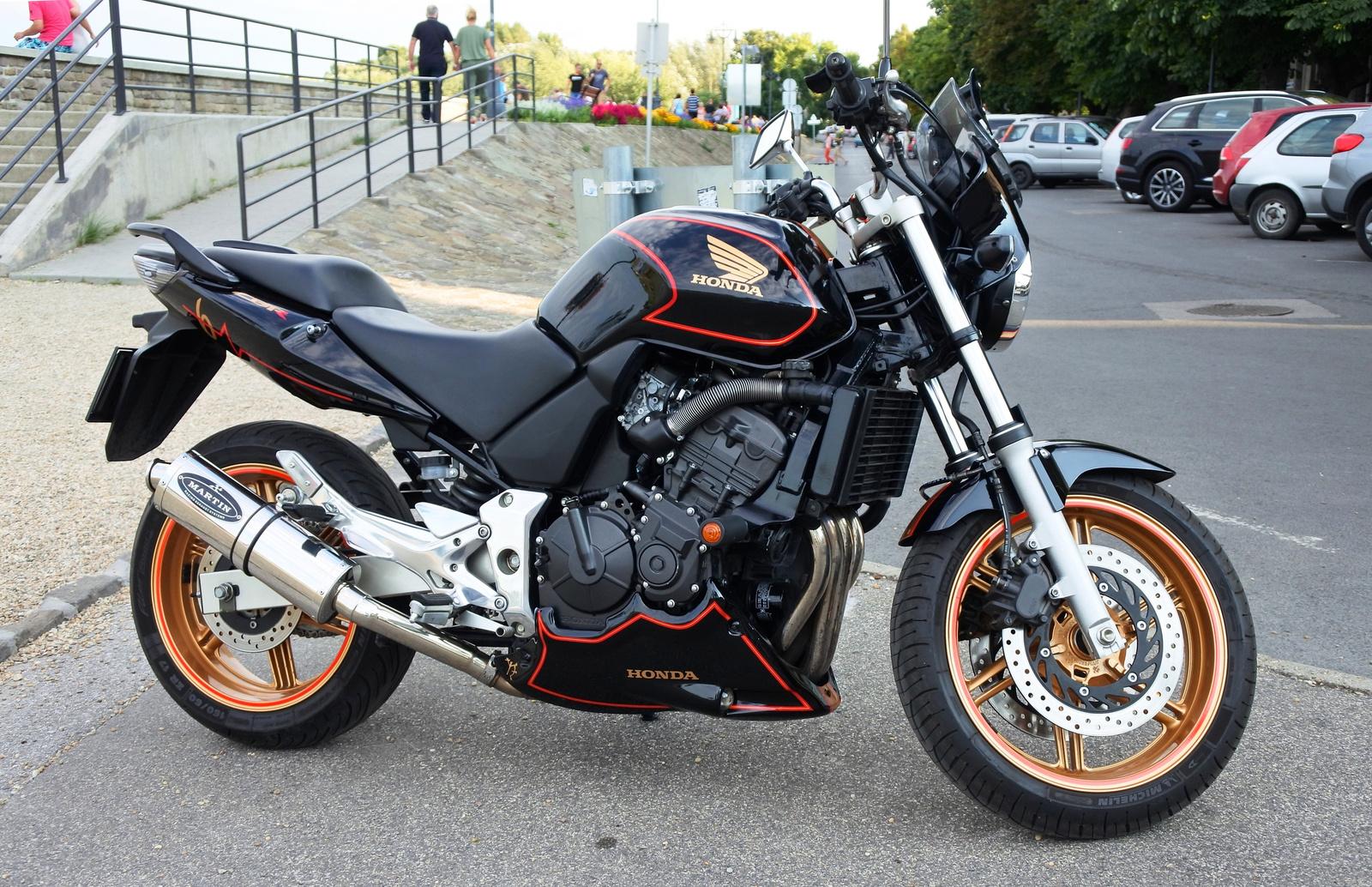 Honda CBF600