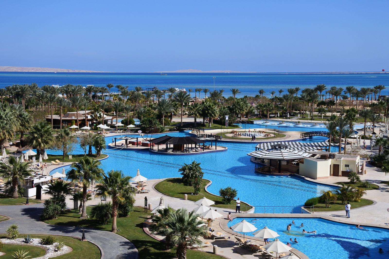Steigenberger Resort, Hurghada