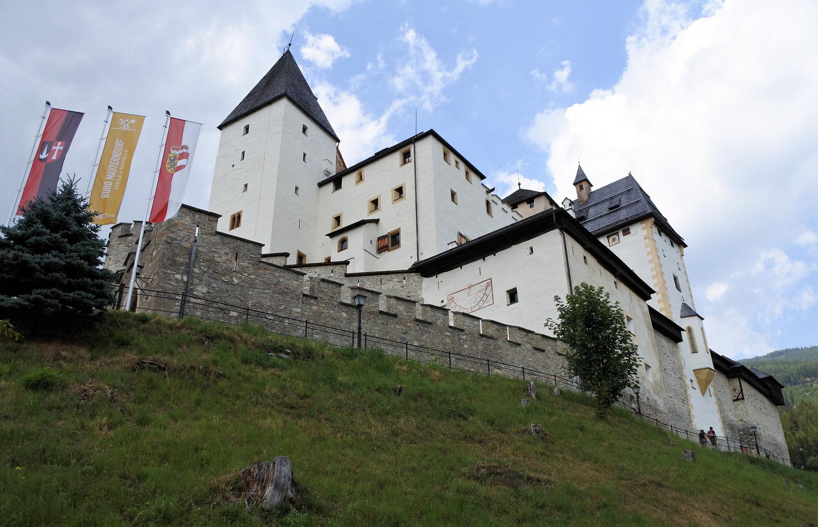 Mauterndorf vára