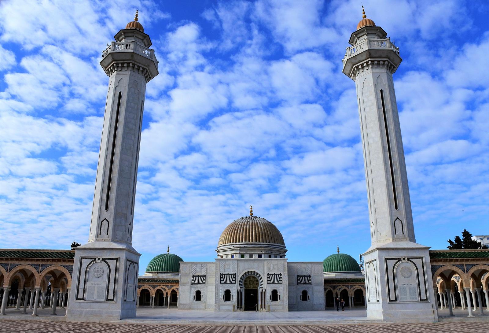 Habib Bourguiba-mecset