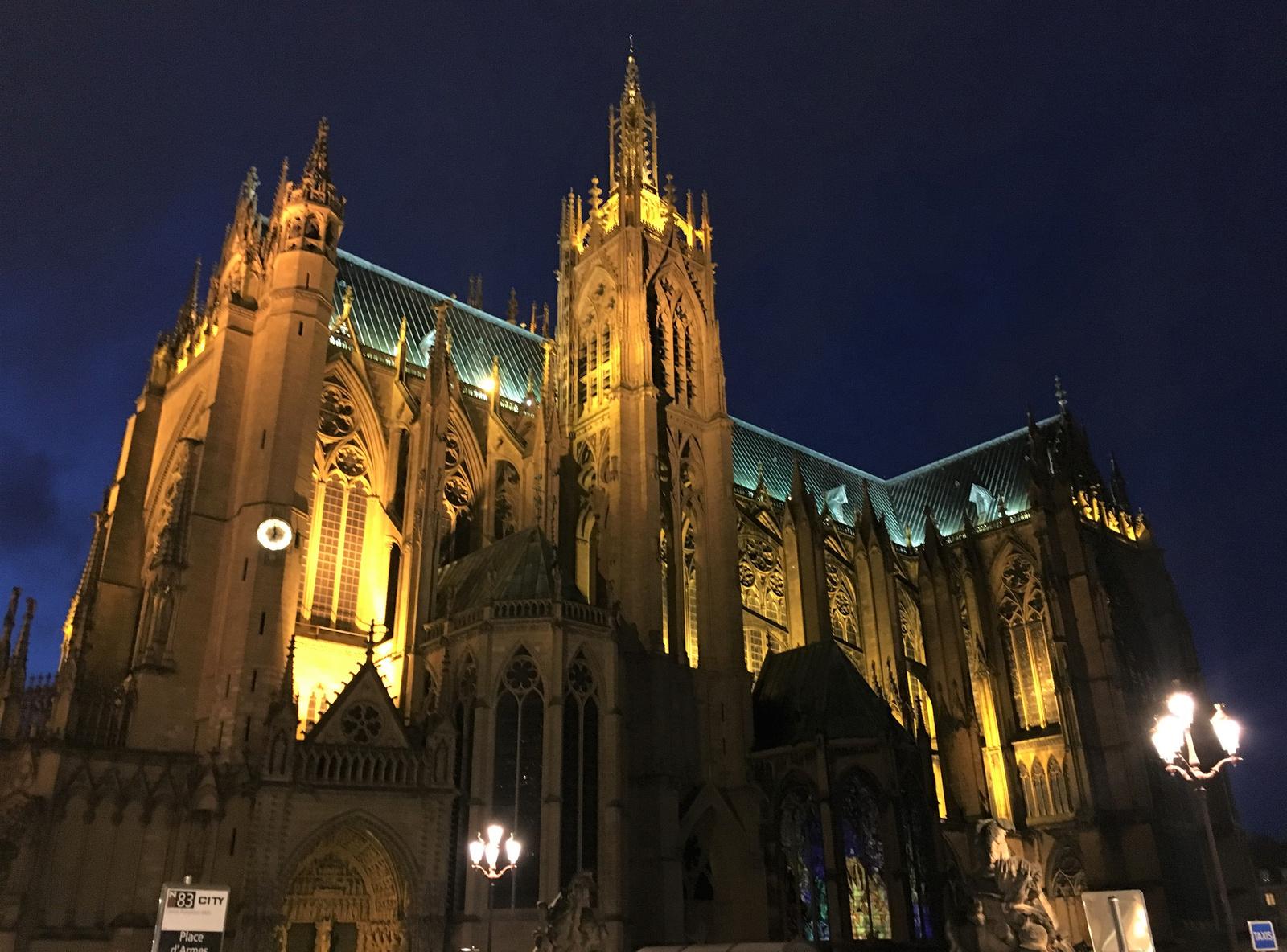 Katedrális, Metz