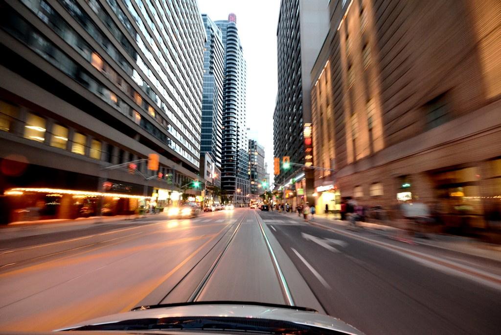 Toronto ejjel