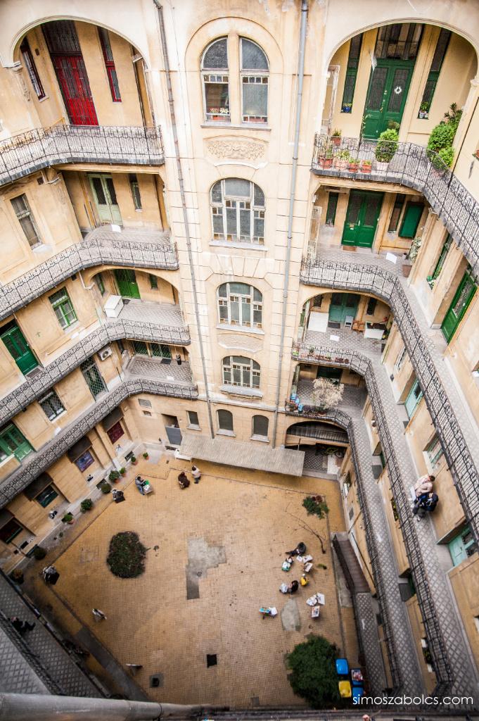 Budapest 100 - Hadik-ház