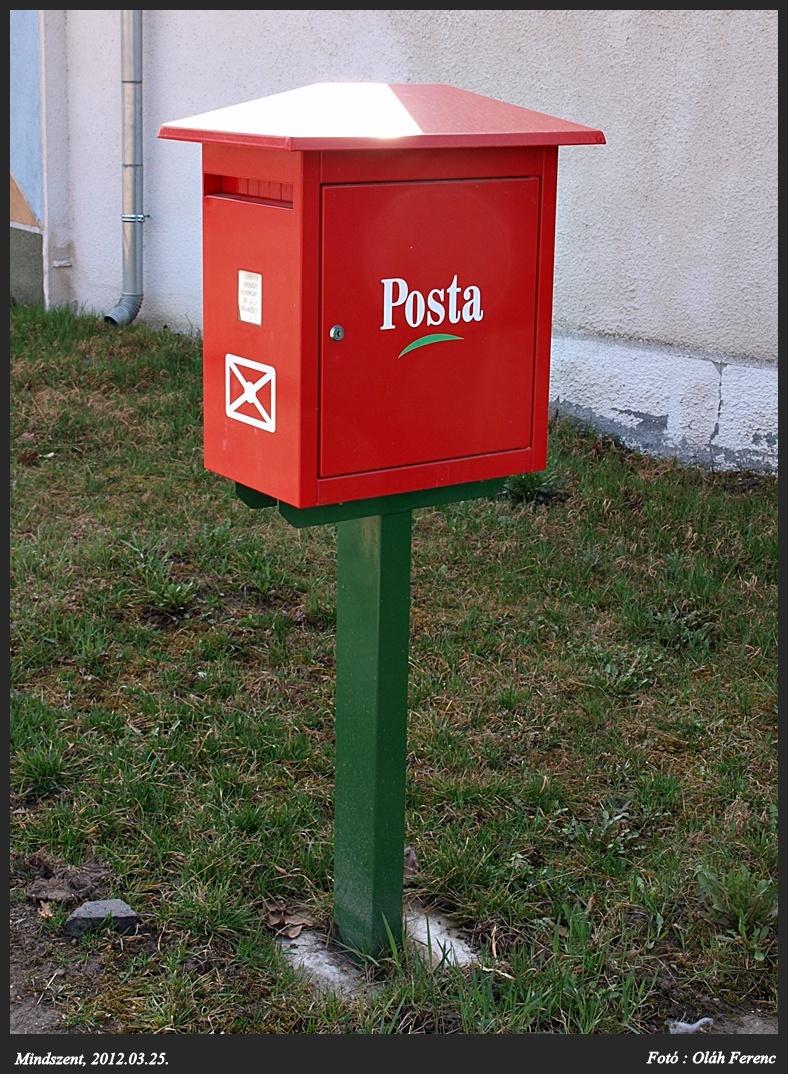 Posta-láda