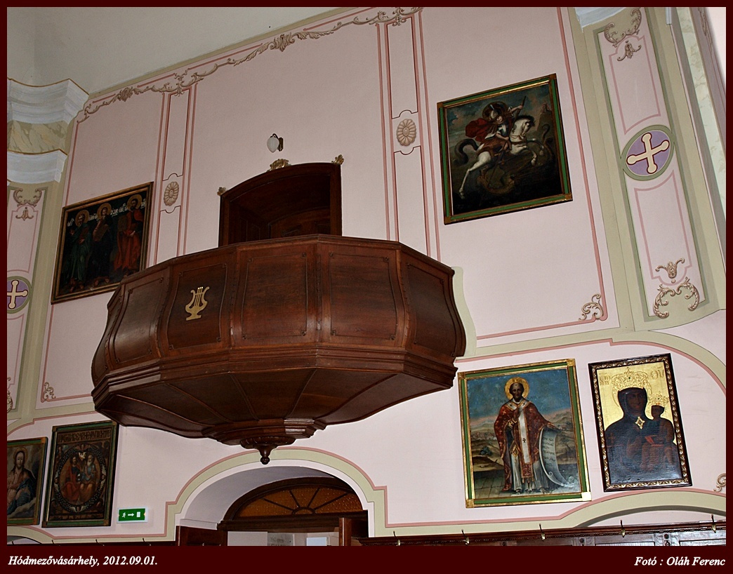 Szerb ortodox templom 02