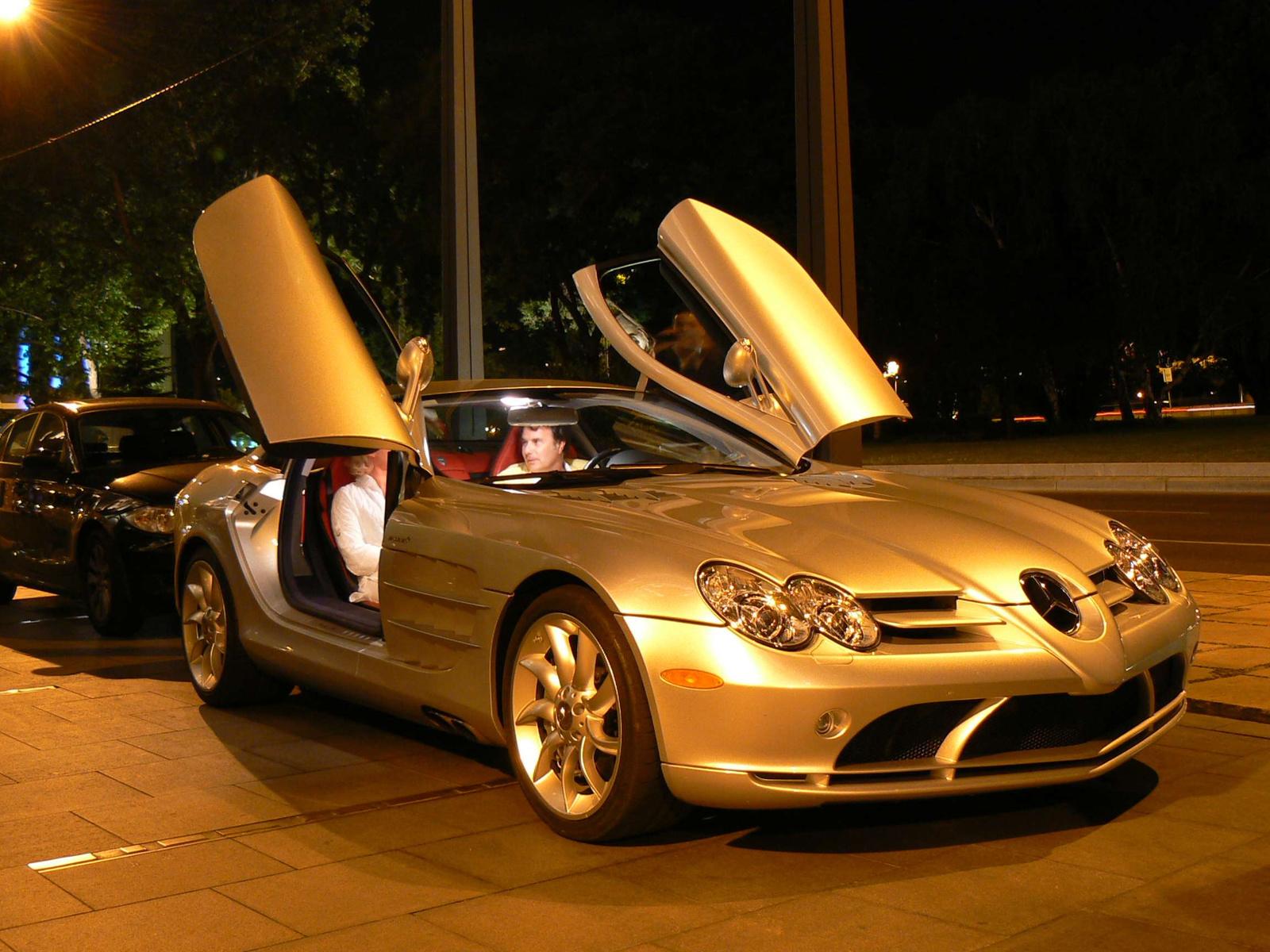 Mercedes SLR 044