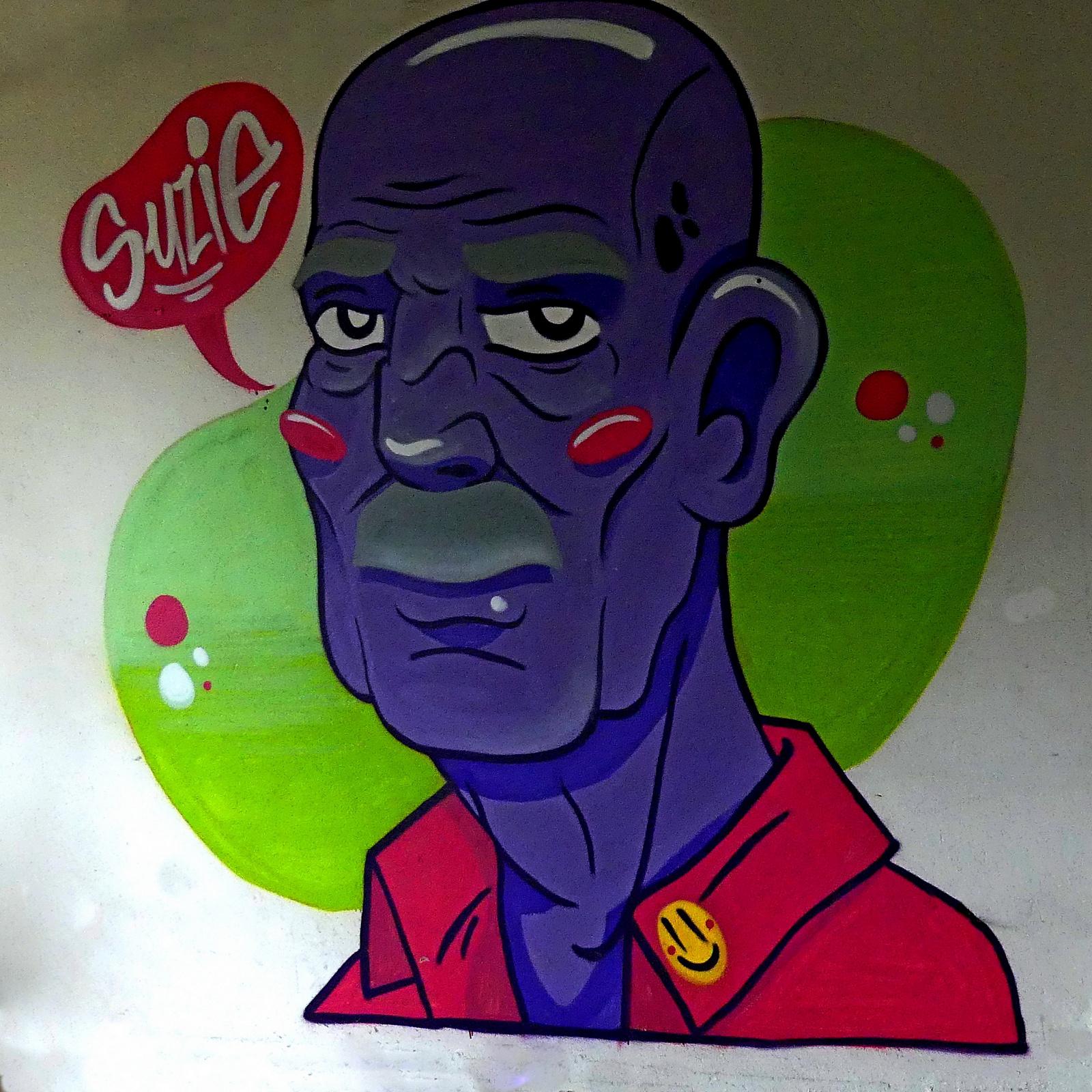 05 Graffity parádé