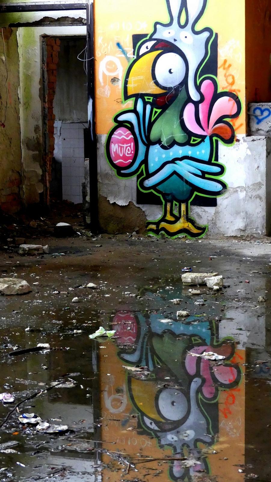 07 Graffity parádé