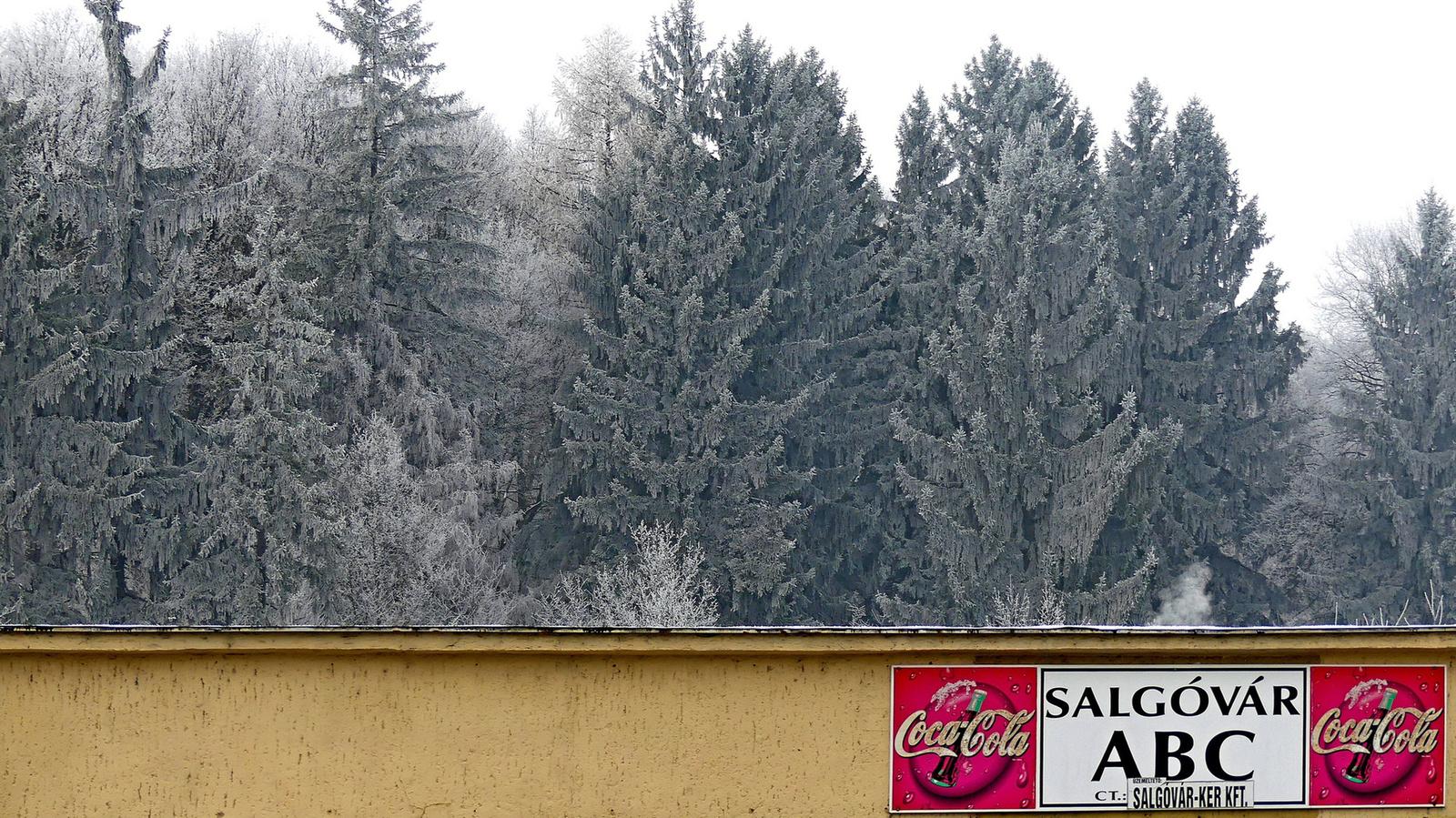 02 Salgóbányán télen