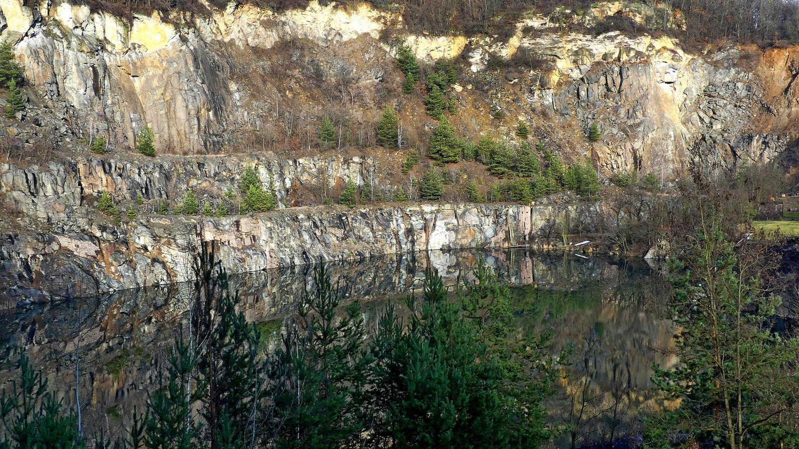 15 Sátorosbánya kőbánya I.