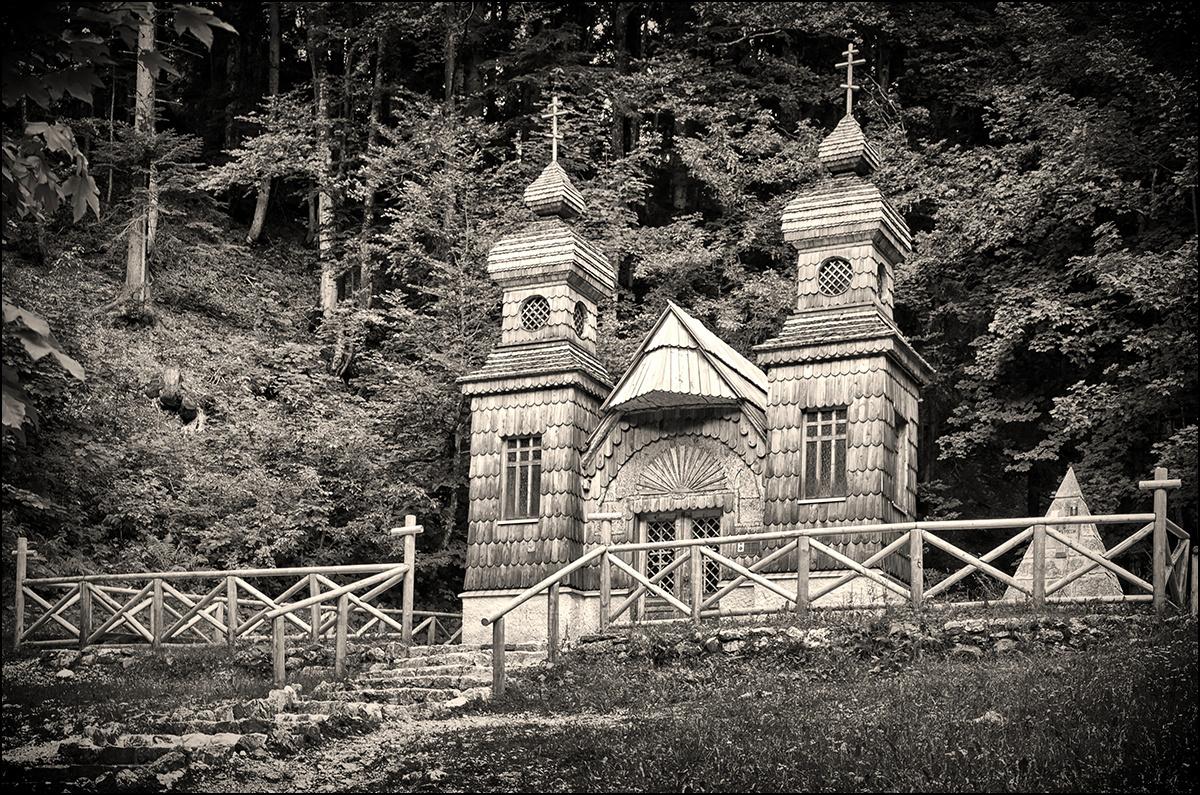 Orosz Kápolna (Ruska Kapelica)