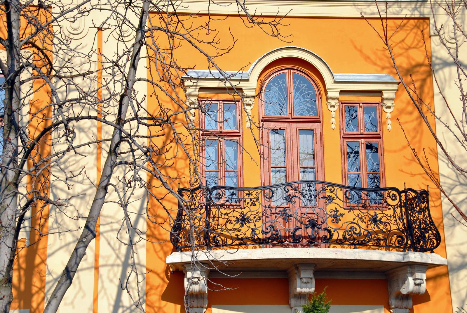 Tavaszi erkély