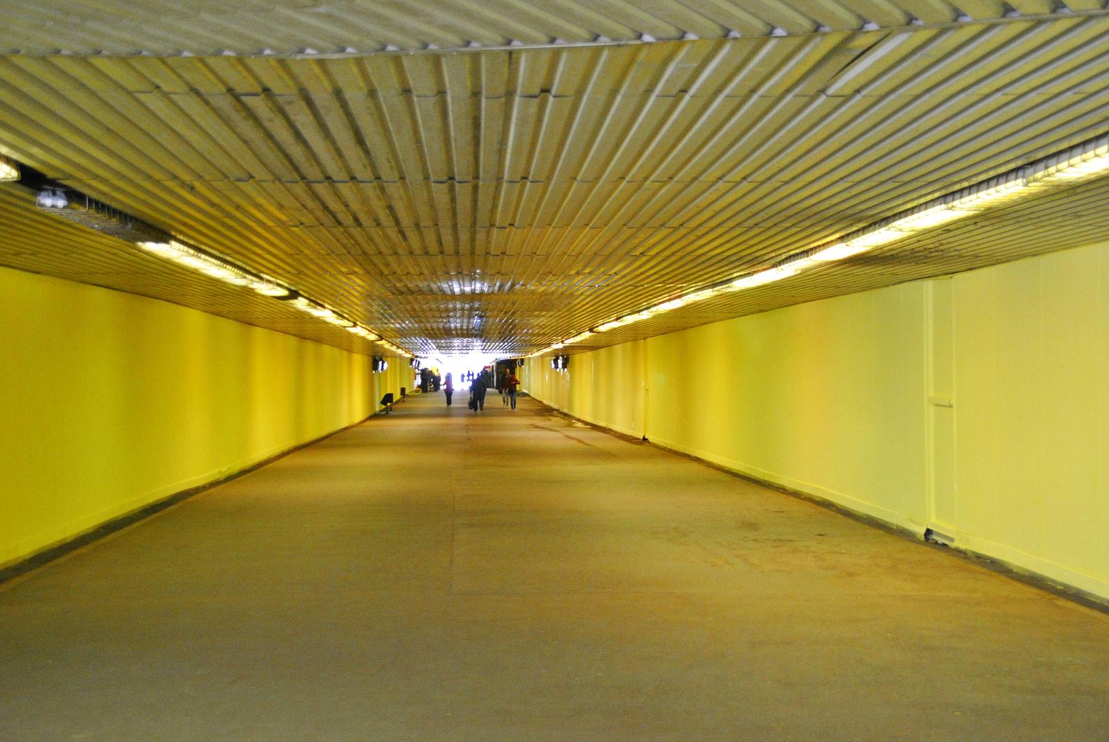 Fény az alagút végén...
