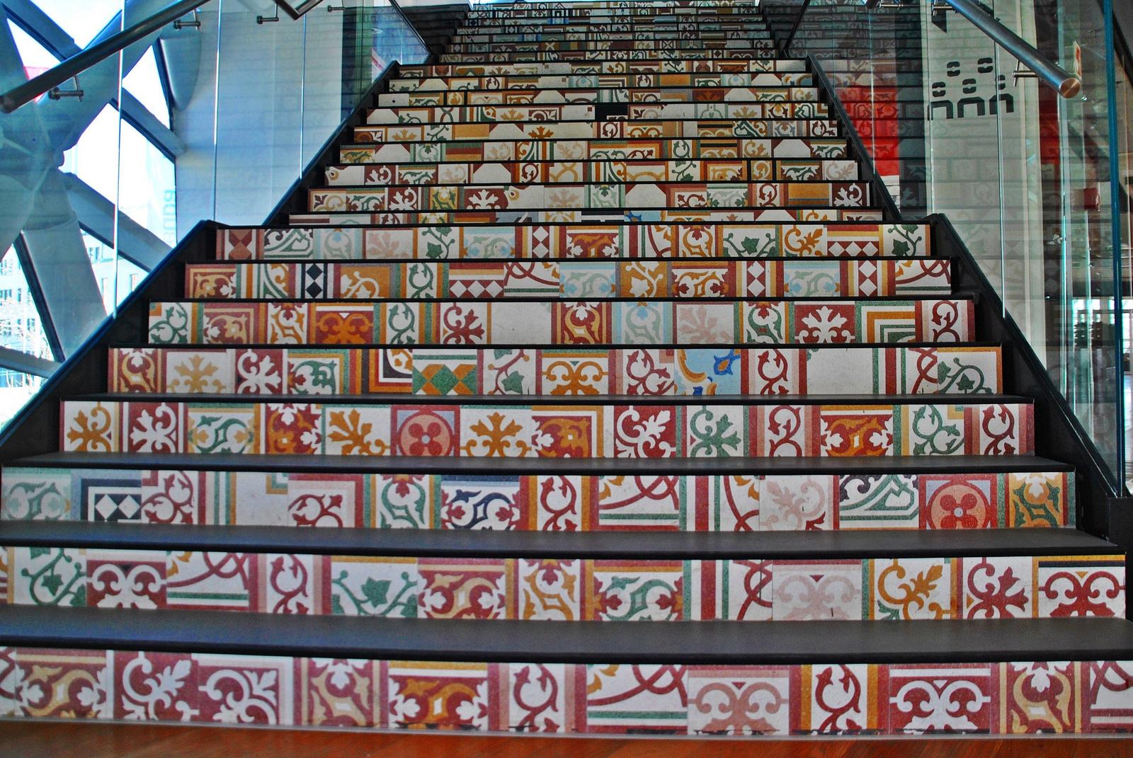 Lépcsőzetes minták