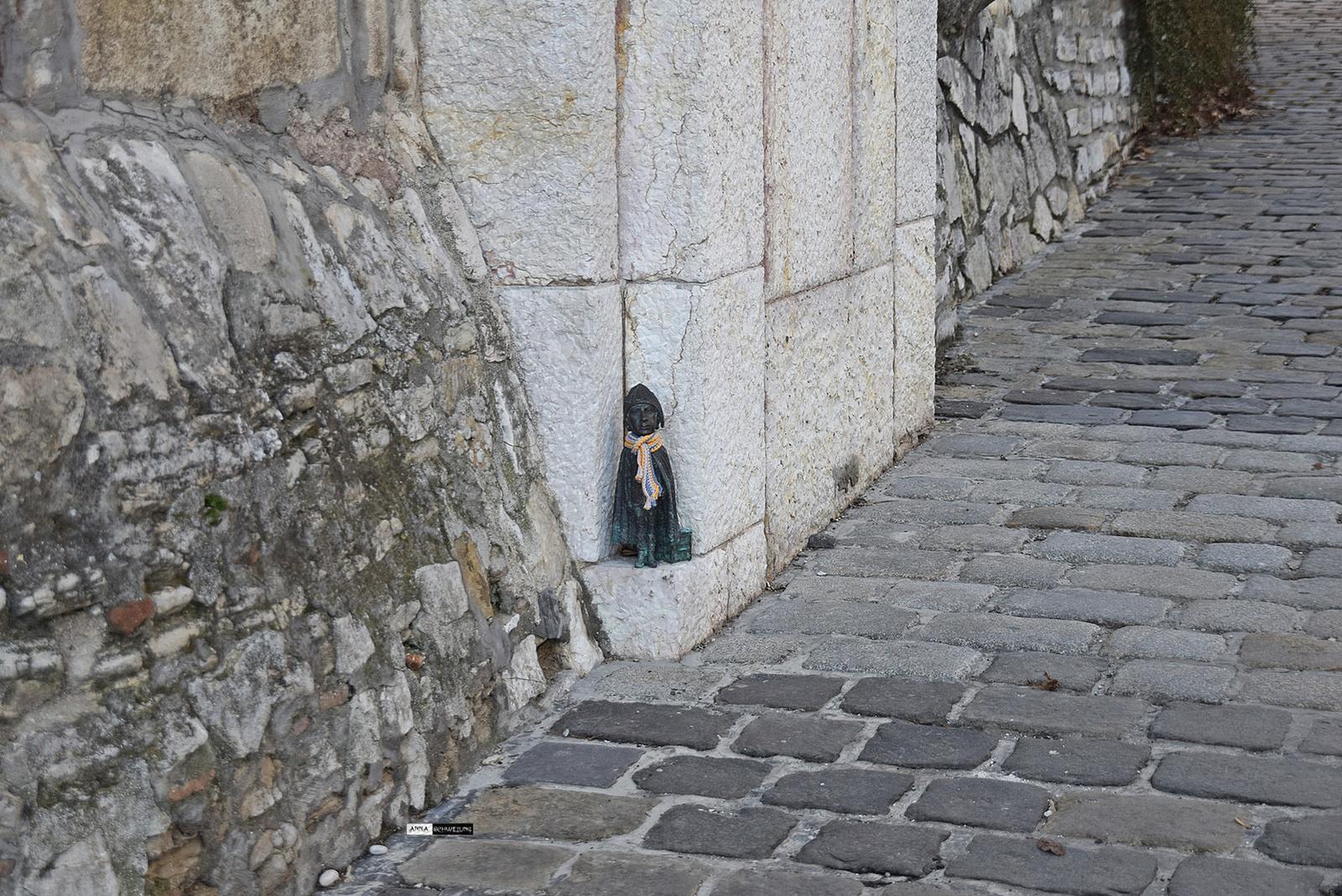 Ernő - az őr