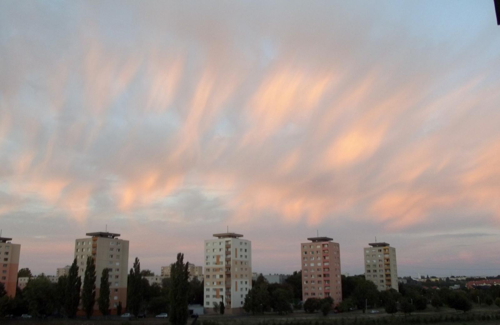 Színes felhők 9.