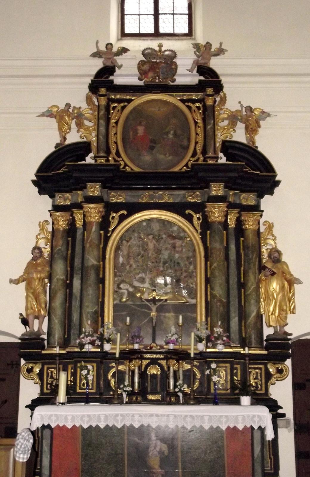 Rozália kápolna