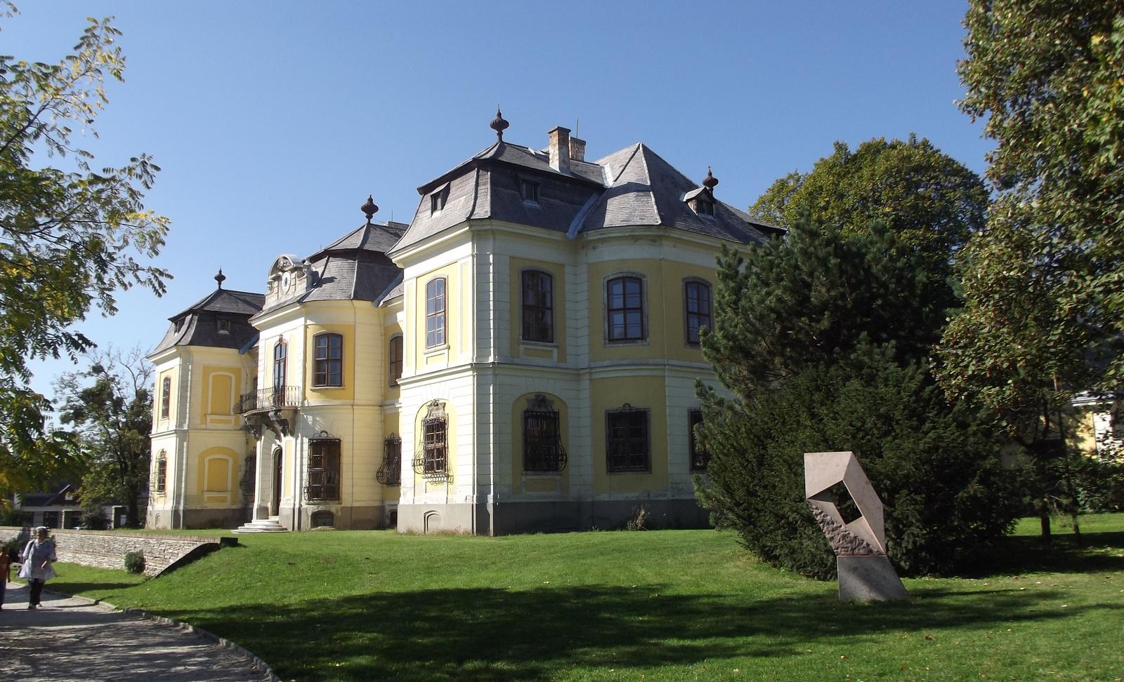 Lamberg kastély