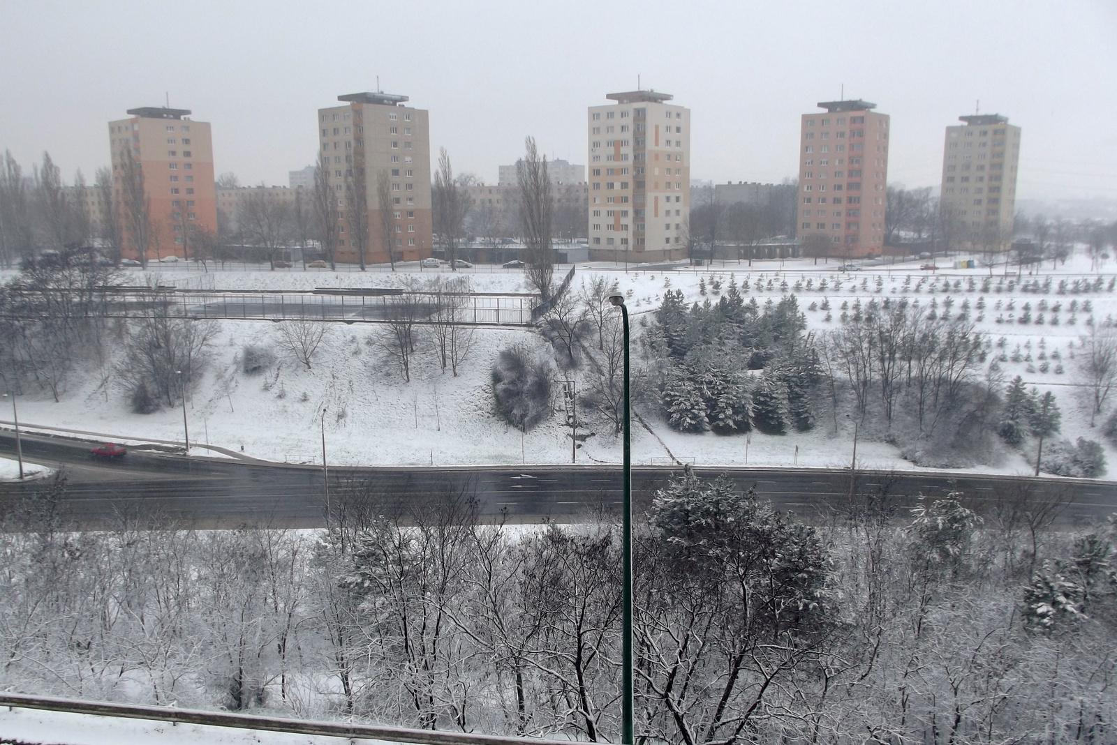 Ho' volt, ho' nem volt, hó meg van!