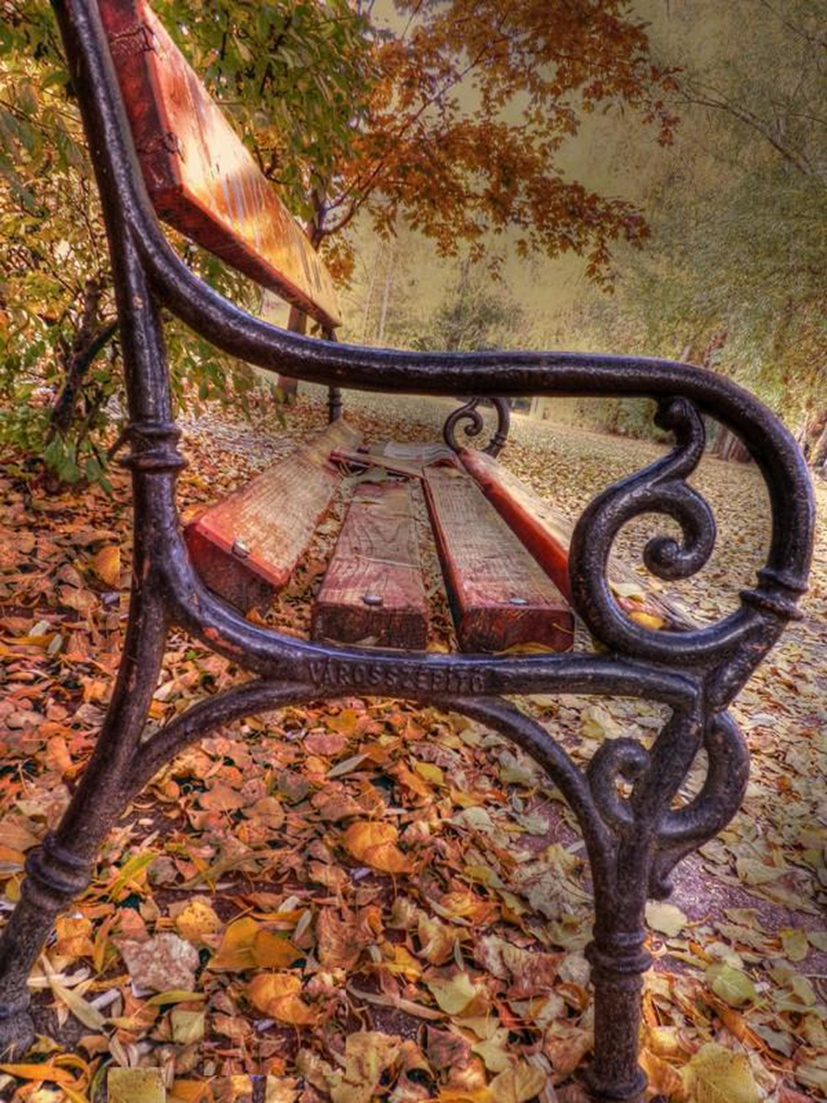 A szédületes ősz