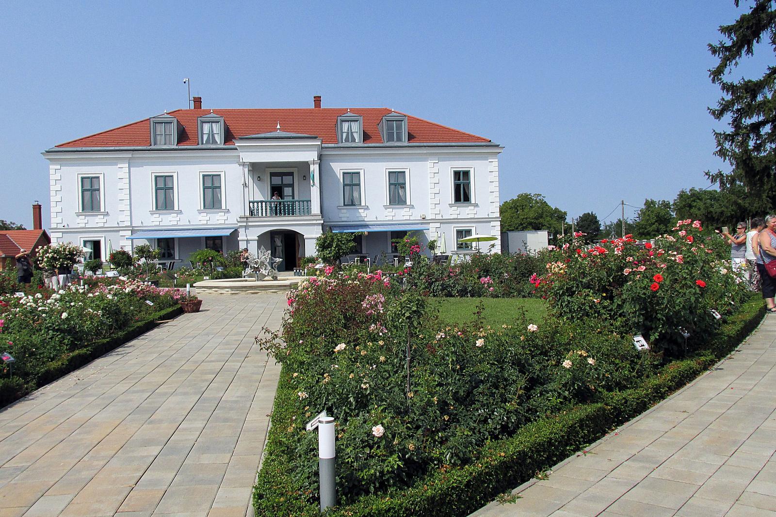 Luby kastély Nagyar