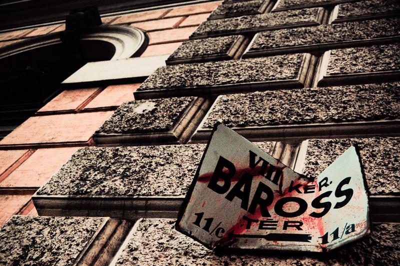 baross tér